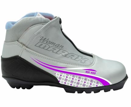 MXN-400 Women Silver-Pink